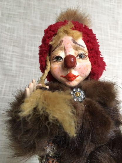 Клоун Саша